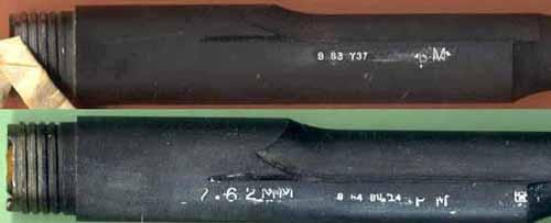 sa earliest 7.62mm barrels produced