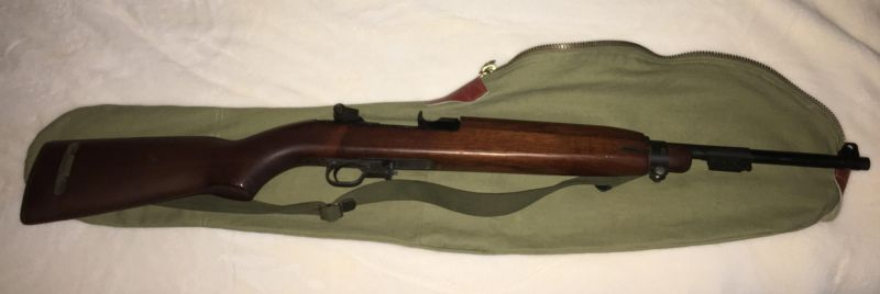 UNIVERSAL M1 CARBINE ? - The Carbine Collector's Club - Page 1