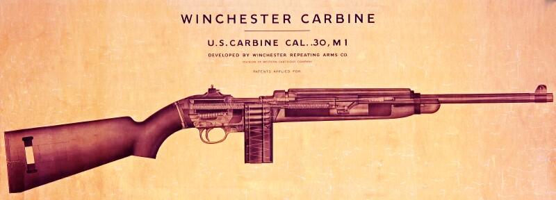 The U S  Caliber  30 Carbines