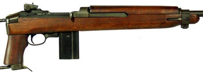 The U S  Caliber  30 Carbines, Model M1A1