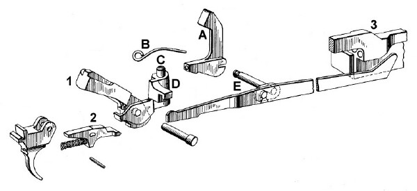 ar 15 diagram with part names ar 15 trigger diagram ar free engine image for user