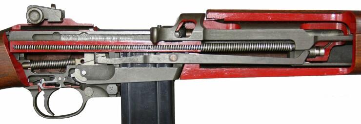 The U S  Caliber  30 Carbines - Model T4/M2