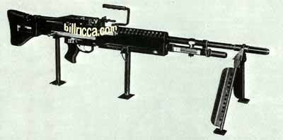 Army Device DVC 23-5 for the M60 MG