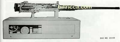 DVC 23-3 for the M2 50 BMG