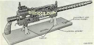 Machine Gun Training Aid M22 PN 7268244