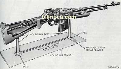 Rifle Training Aid M23 PN 7268242